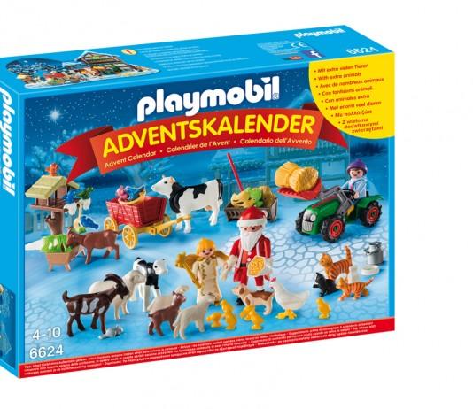 Der Playmobil Adventskalender 2015 Bauernhof ist eine der Top-Neuheiten 2015.