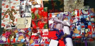 Höhepunkt der Weihnachtsferien 2016: die Bescherung an Heiligabend.