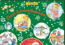 Der Conni Adventskalender 2015 enthält gleich 20 Original Conni Pixi-Bücher (Abb.: Carlsen-Verlag)