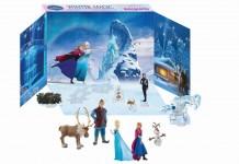 Der Eiskönigin Adventskalender 2015 von Bullyland enthält sechs Eiskönigin-Minifiguren.