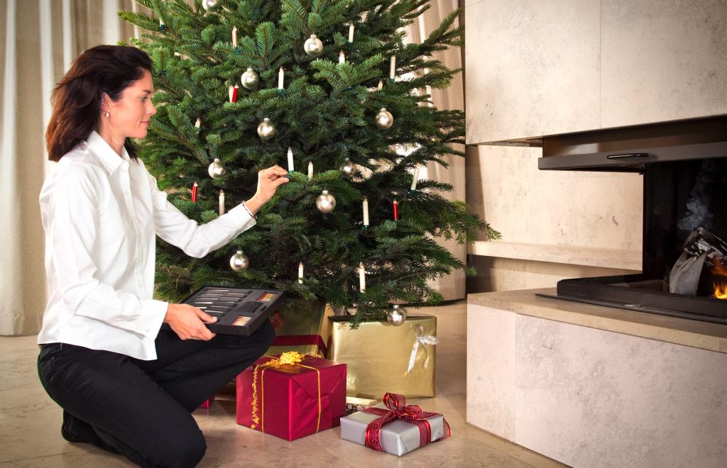 Wieviel kerzen fur weihnachtsbaum