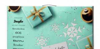Der neue Douglas Adventskalender 2015 enthält unter anderem Parfümproben von Helene Fischer und Hilfiger Woman.