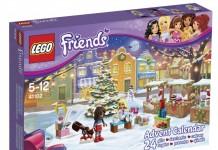 Der Lego Friends Adventskalender 2015 richtet sich explizit an junge Mädchen zwischen 5 und 12 Jahren.