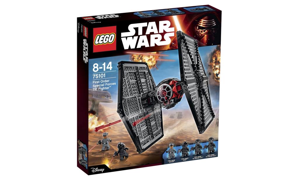 Lego Star Wars: Die besten Neuheiten 2015