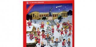 Neben dem FC Bayern München haben auch alle anderen Bundesligisten einen eigenen Fußball Adventskalender 2015 im Programm.