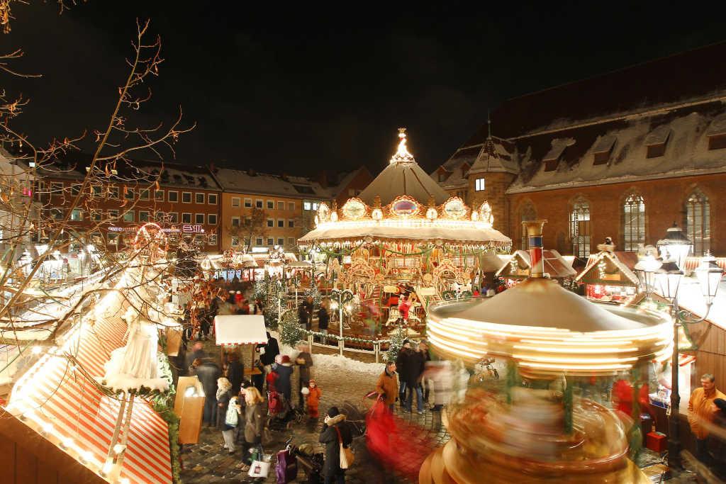 Christkindlesmarkt: Die Nürnberger Kinderweihnacht