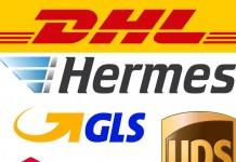 Paketdienste im Vergleich: DHL, Hermes, GLS, DPD und UPS im großen Test!
