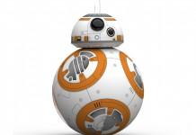 Der Star Wars Droide BB-8 von Sphero gehört zu den Top-Weihnachtsgeschenken 2015.