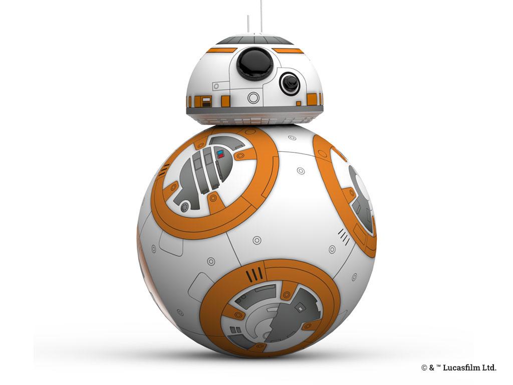 Star Wars Droide BB-8 von Sphero und Hasbro - O du Fröhliche
