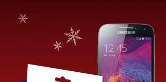 Das Tchibo Mobil Smartphone Jahrespaket ist ein Rundum-sorglos-Weihnachtsgeschenk.