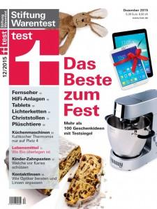 Den Christstollen Test finden Sie in der Dezember-Ausgabe der Zeitschrift test (ab 27.11. im Zeitschriftenhandel).
