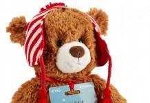 Da wird der Amazon Geschenkgutschein fast zur Nebensache: Der niedliche Amazon Teddybär ist 2015 erstmals im Sortiment.