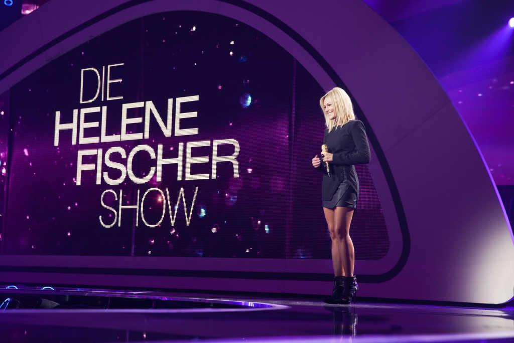 Die Helene-Fischer-Show am 1. Weihnachtsfeiertag im ZDF - O du Fröhliche