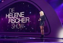 Am 25.12.2015 um 20:15 Uhr im ZDF: die Helene-Fischer-Show (Foto: ZDF / Sandra Ludewig)