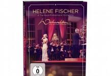 Das Helene Fischer Weihnachtskonzert in der Wiener Hofburg ist auf DVD und Bluray erhältlich.
