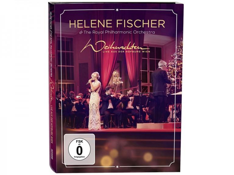Helene Fischer Weihnachtskonzert: Auf DVD und Bluray