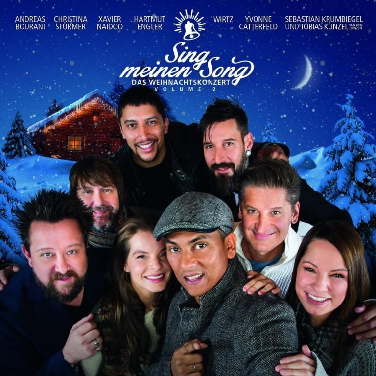 Sing meinen Song: Das Weihnachtskonzert 2015