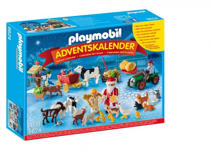 Die neuen Playmobil Adventskalender 2016 sind ab September 2016 erhältlich (im Bild: Playmobil Adventskalender 2015)