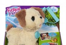 Das FurReal Friends Hündchen Pax ist bereits ab Januar 2016 erhältlich.