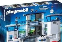 Die Playmobil Polizeistation (Playmobil 6872) ist das Herzstück der neuen Playmobil Polizei-Welt 2016.