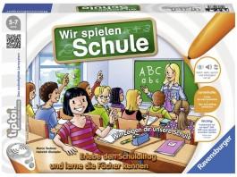 Ravensburger baut sein Lernspiel-Sortiment aus und empfiehlt Tiptoi für Vorschule und Grundschule.