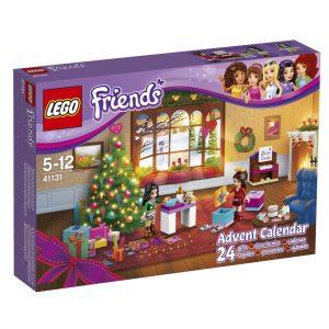 Der LEGO Friends Adventskalender 2016 ist ab Oktober erhältlich.