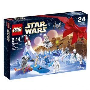 Der LEGO Star Wars Adventskalender 2016 ist für 29,99 Euro erhältlich.