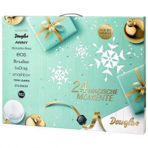 "Douglas Adventskalender 2016 ""24 magische Momente"""