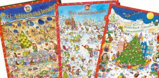 Top Preisleistungsverhältnis: der Pixi Adventskalender 2016 aus dem Carlsen-Verlag.