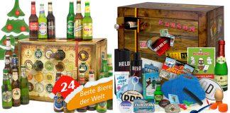 Ob Bier, Werkzeug, Parfüm oder Technik: Adventskalender für Männer gibt es in allen Preislagen und Ausführungen.