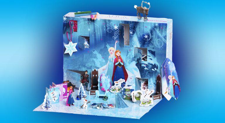 Eiskönigin Adventskalender 2016: Preise und Modelle