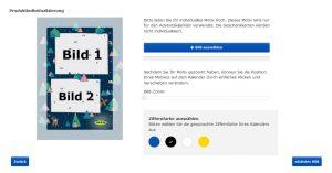 Auf der IKEA-Website können Sie Ihren IKEA Adventskalender 2016 individuell gestalten.
