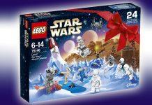 Auch in diesem Jahr ein begehrtes Sammlerobjekt: der LEGO Star Wars Adventskalender 2016.