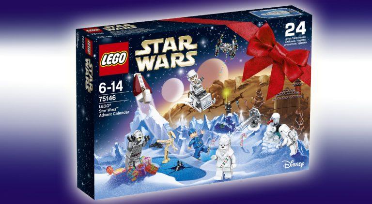 LEGO Star Wars Adventskalender 2016: Das ist drin