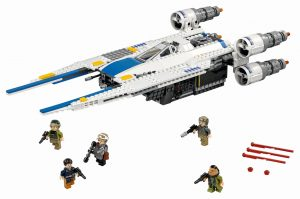 Rebel U-Wing Fighter (LEGO 75152)
