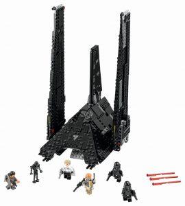 Krennic's Imperial Shuttle (LEGO 75156)
