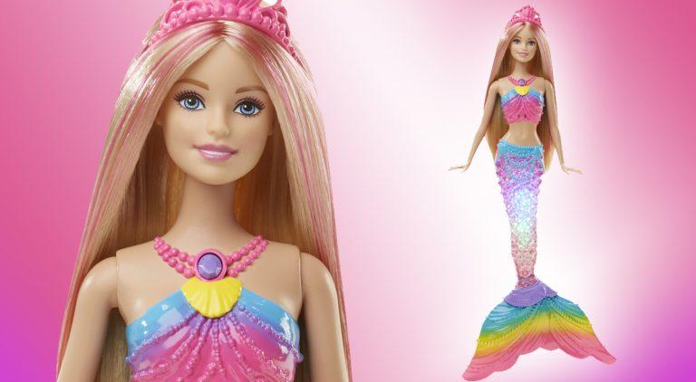 Barbie Meerjungfrau & Co.: Die Top 10 Geschenkideen 2016
