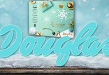 Versandkostenfrei ab 25 Euro Bestellwert: die Geschenkideen von Douglas.de! (Grafik: Fotolia/Douglas)