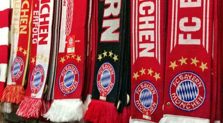 FC Bayern Fanshop: Gratis Spielerflock + Gewinnspiel