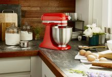 Neuheit 2016: die kompakte KitchenAid Mini (Foto: KitchenAid)