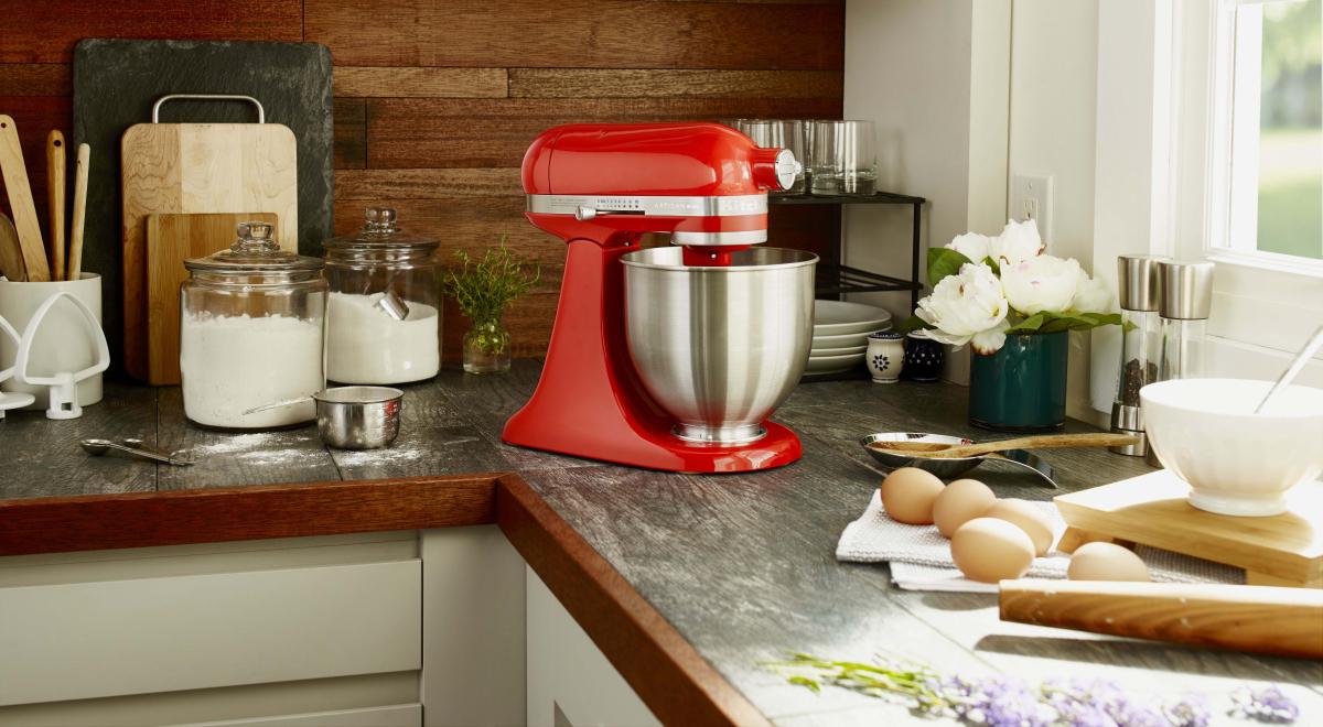 KitchenAid: Jetzt auch als KitchenAid Mini - O du Fröhliche