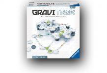Neuheit ab September 2017: GraviTrax Starter-Set von Ravensburger