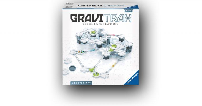 GraviTrax von Ravensburger: Kugelbahn mit Köpfchen