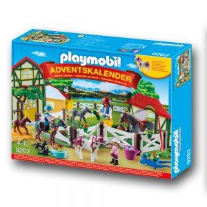 "Playmobil Adventskalender 2017 ""Reiterhof"" (Foto: Playmobil)"