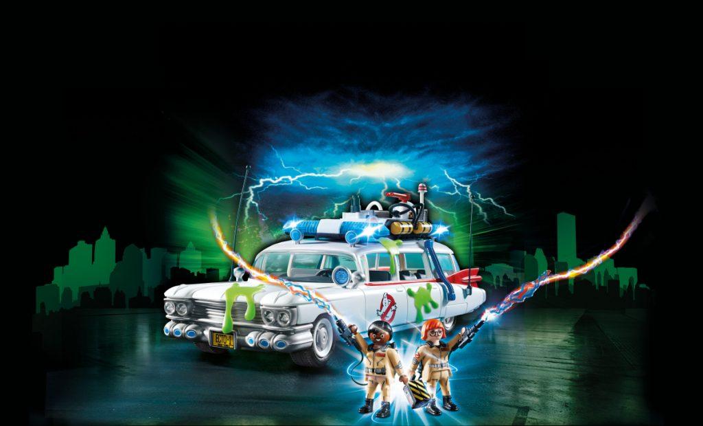 Playmobil Ghostbusters Ecto-1 (Foto: Playmobil)