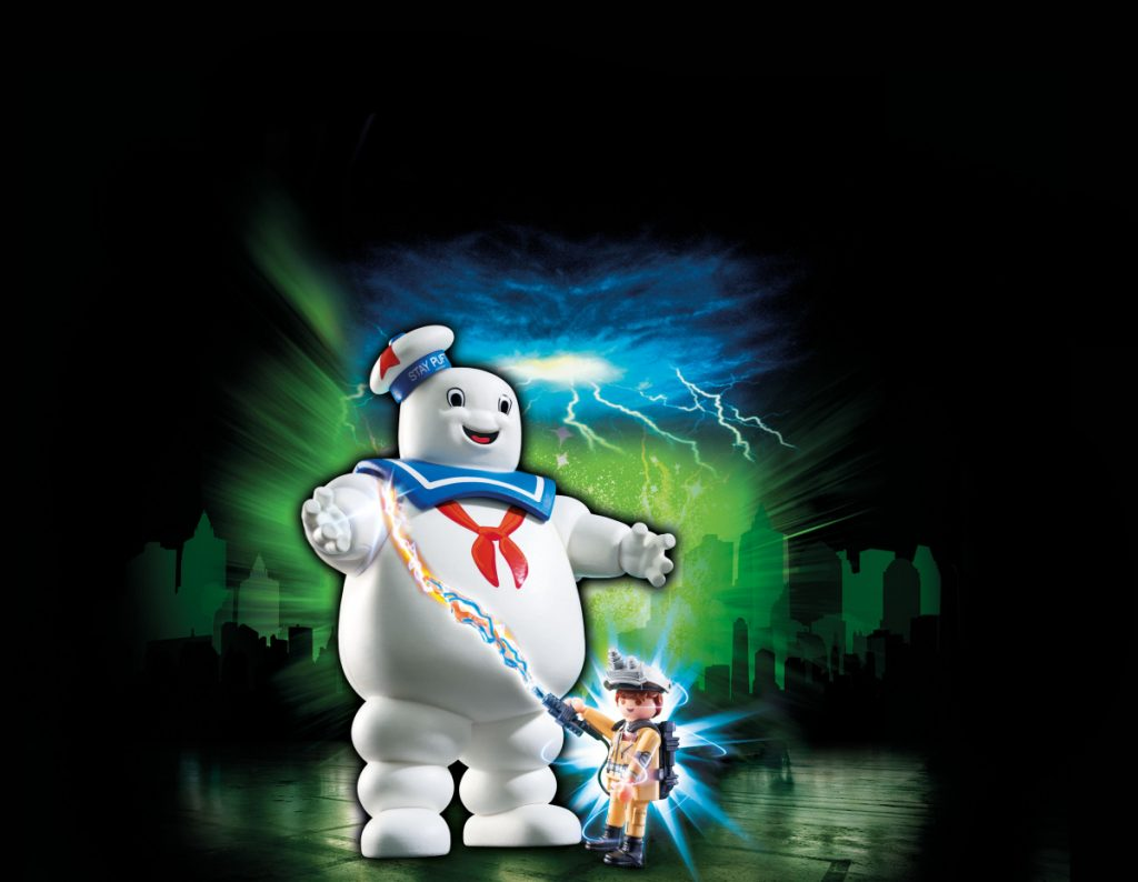 Playmobil Ghostbusters Stay-Puft Marshmallow Man (Foto: Playmobil)
