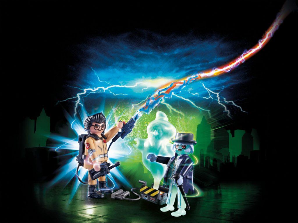 Playmobil Ghostbusters Spengler und Geist (Foto: Playmobil)