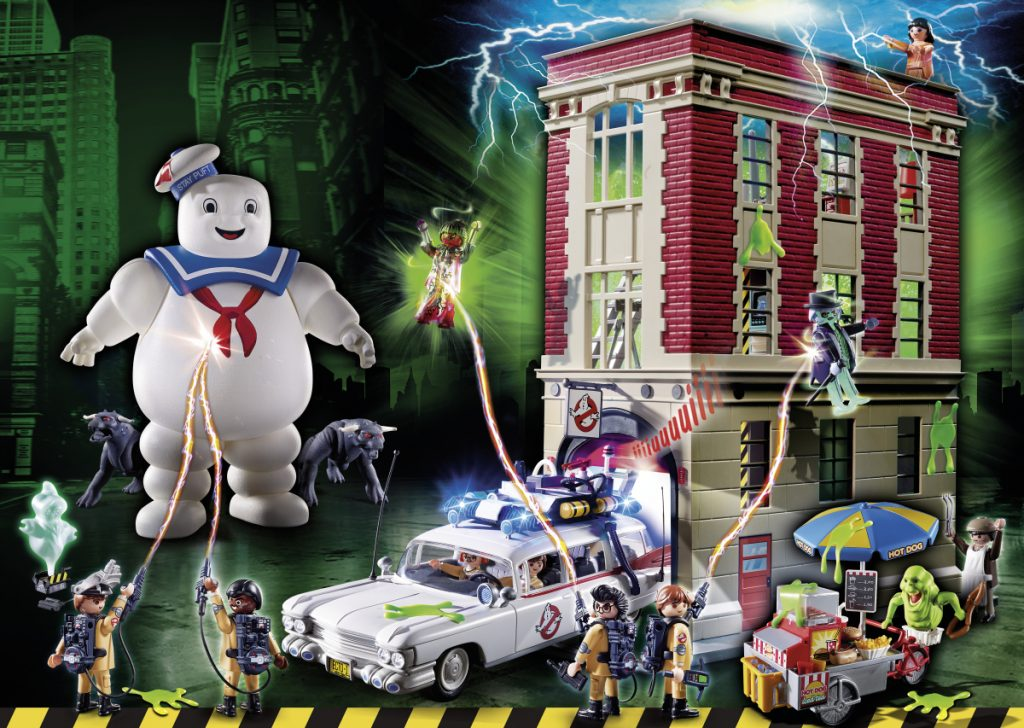 Playmobil Ghostbusters: Alle Sets im Überblick (Foto: Playmobil)