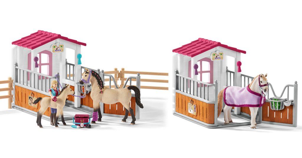 schleich pferde neuheiten 2017 tier rztin und reitschule o du fr hliche. Black Bedroom Furniture Sets. Home Design Ideas