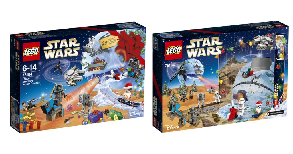 LEGO Star Wars Adventskalender 2017 (75184)
